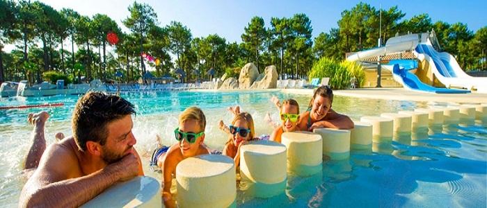 Camper à Seignosse : quid de l'hébergement et des loisirs ?